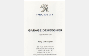 Garage Peugeot Deheegher